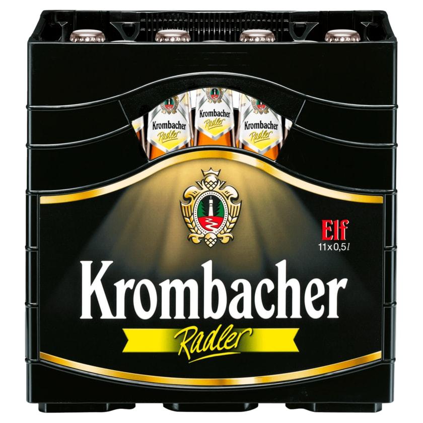 Krombacher Radler 11x0,5l
