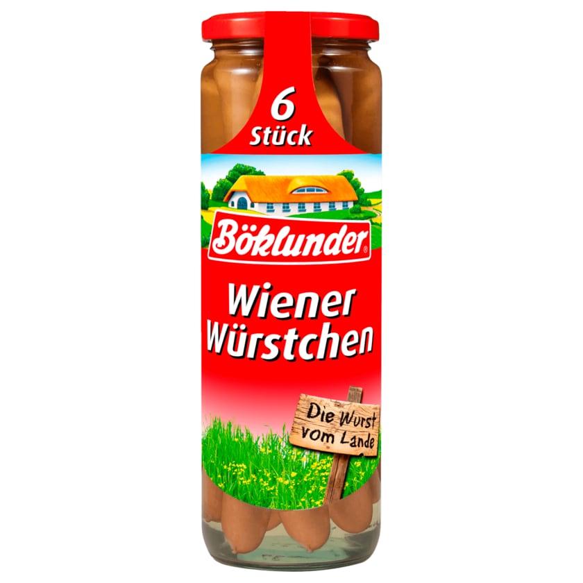 Böklunder Wiener Würstchen 6 Stück