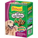 Purina Hundefutter Bonzo 3x Leckerle 500g