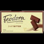 Feodora Zartbitter-Schokolade 100g