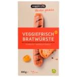 Veggie Life Veggiefrisch Bio Bratwürste 300g