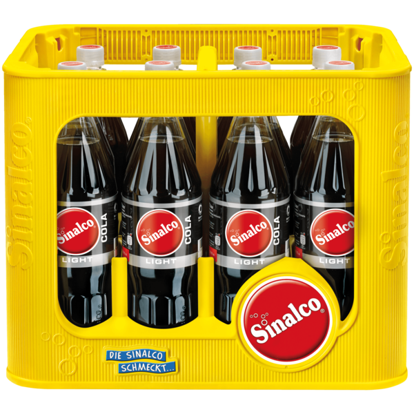 Sinalco Cola light 12x1l