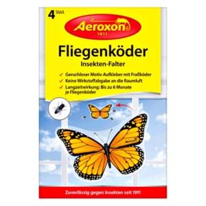 Aeroxon Insektenfalter 4 Stück