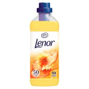 Lenor Weichspüler Konzentrat Sommerbrise Flasche 1500ml, 50WL