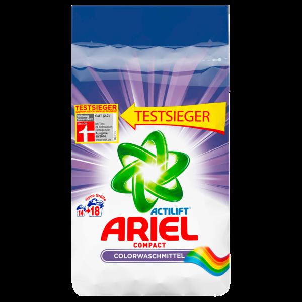 Ariel Colorwaschmittel Pulver Compact Colour & Style 1,35kg, 18WL