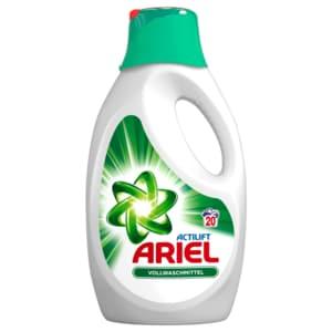 Ariel Vollwaschmittel flüssig Regulär 1,3l, 20WL