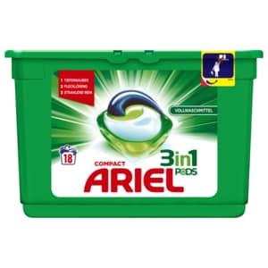 Ariel Vollwaschmittel 3in1 Pods 613g, 18 WL