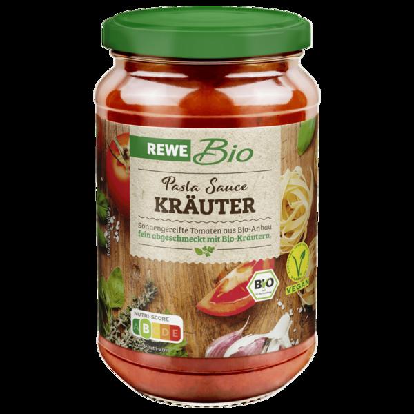 REWE Bio Pasta Sauce Kräuter 325ml