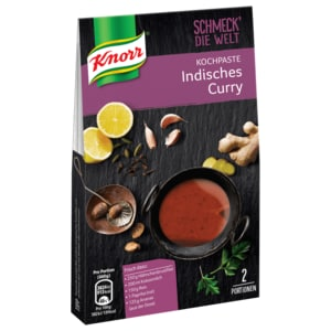 Knorr Kochpaste Indian Curry 71g