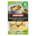 Bürger Suppenmaultaschen mit Gemüse 250g