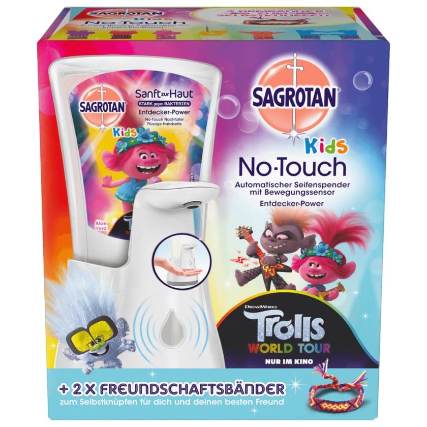 Sagrotan No Touch Kids Seifenspender Starter Set