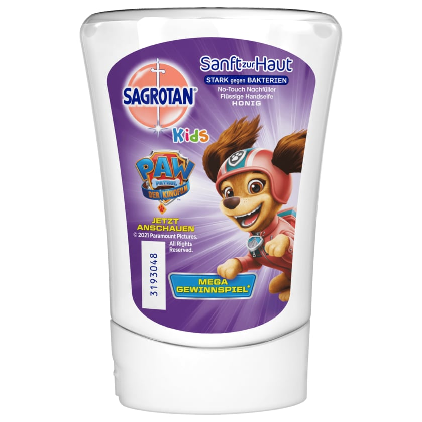 Sagrotan No Touch Nachfüller Kids Seifenzauber 250ml