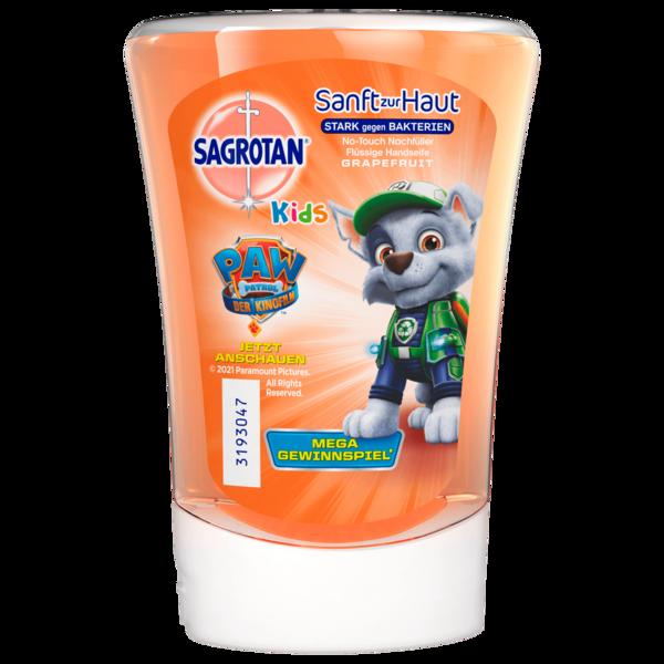 Sagrotan No Touch Nachfüller Kids Spaßmacher Grapefruit 250ml