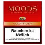 Moods Gold Filter 20 Stück