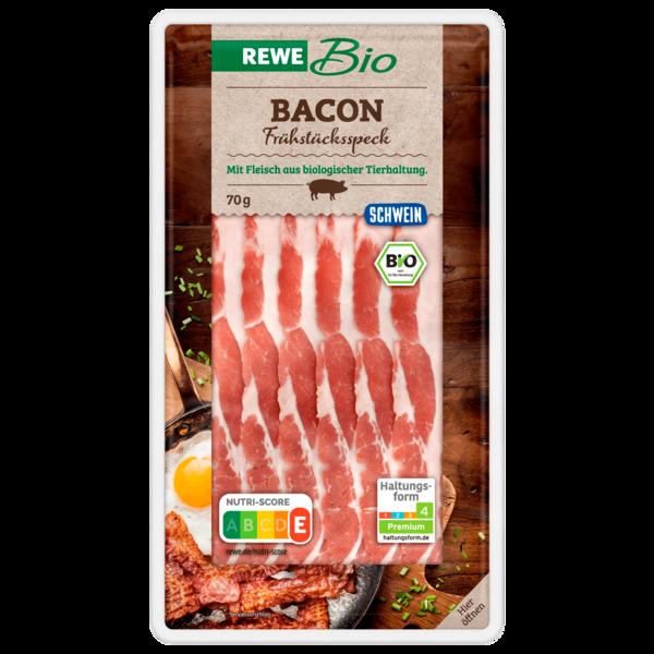 REWE Bio Bacon 70g