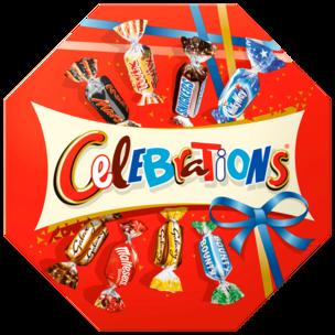 Celebrations Pralinen 269g