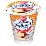 Zott Sahne Joghurt Split Edition Bananensplit 140g