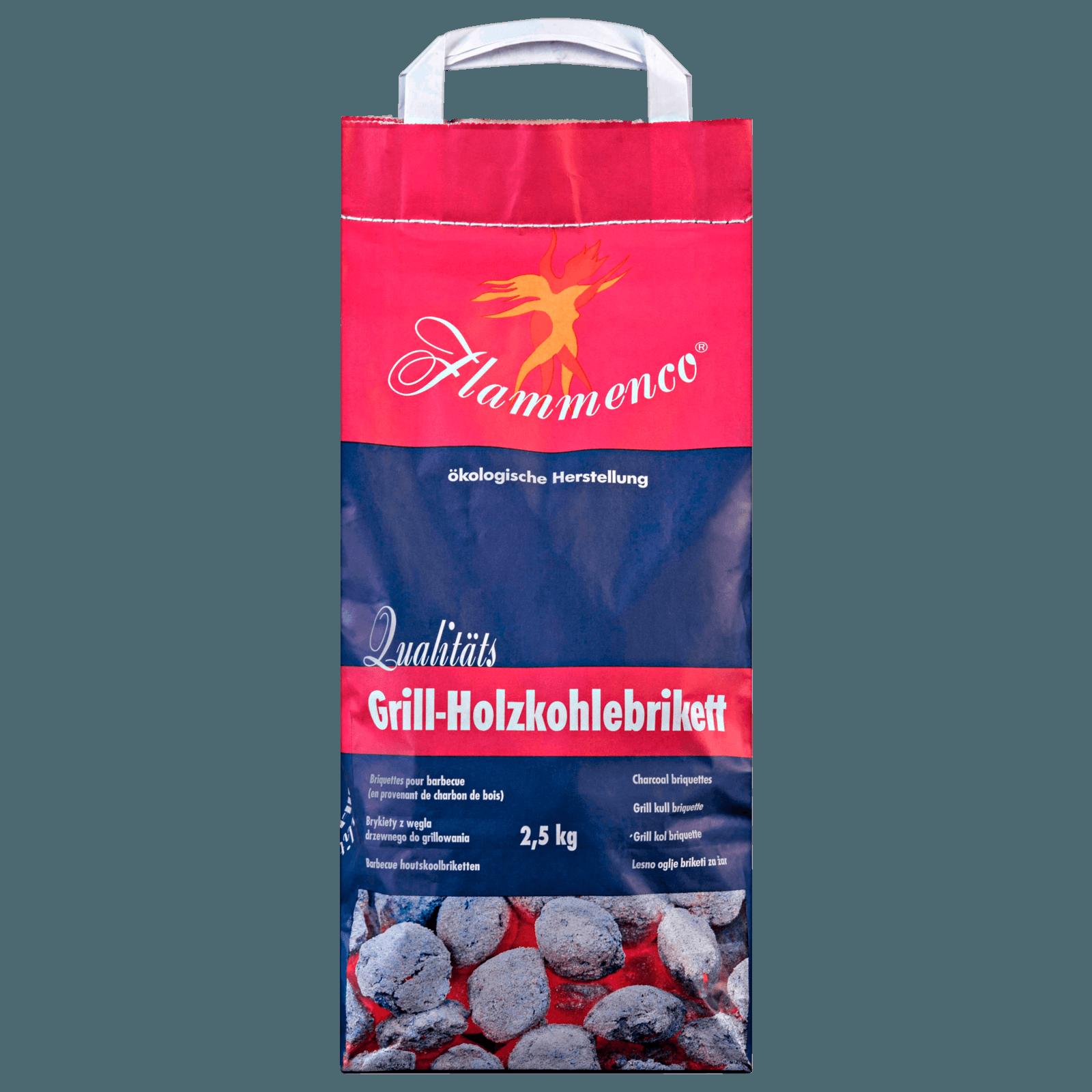 Flammenco Grillbriketts 2,5kg