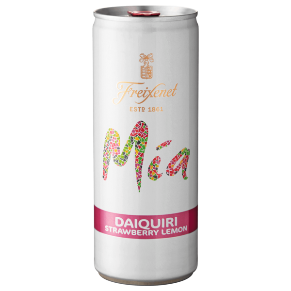 Freixenet Mia Daiquiri Strawberry Lemon 0,25l