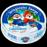 Striegistaler Zwerge Camembert leicht 250g