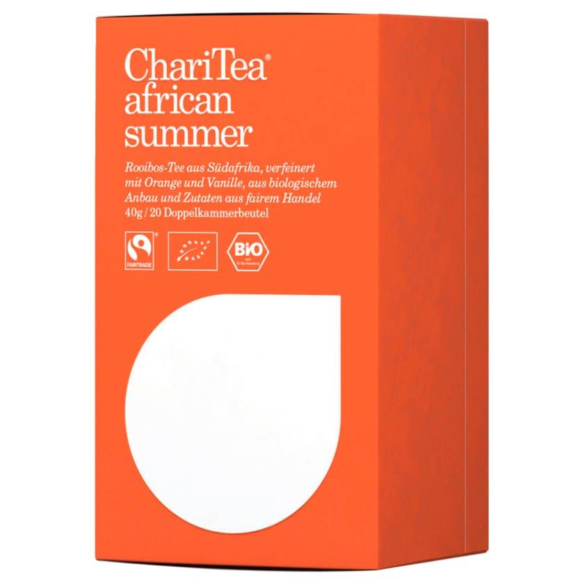 Charitea African Summer Tee Bio 20x2g