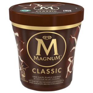 Magnum Classic Becher Eis 440ml