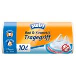 Swirl Tragegriff-Müllbeutel 10l, 37 Stück
