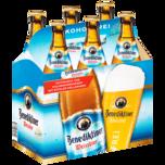 Benediktiner Weissbier Alkoholfrei 6x0,5l