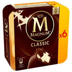 Magnum Classic Eis 6x110ml