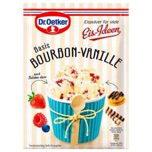 Dr. Oetker Eispulver Bourbon-Vanille 102g