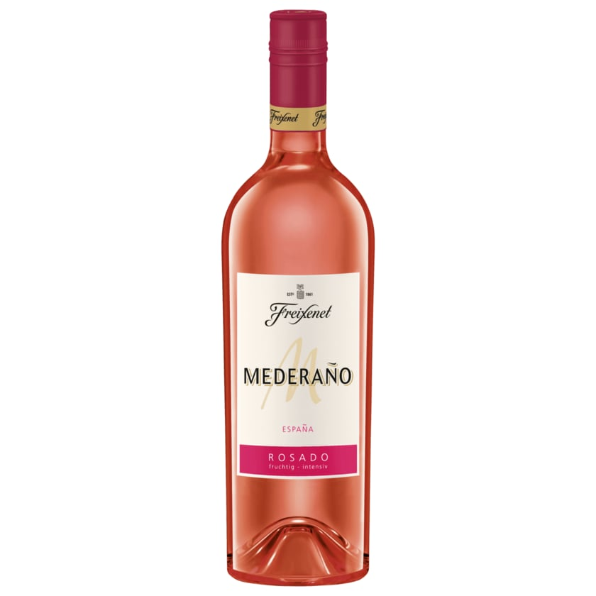 Freixenet Rosé Mederano Rosado halbtrocken 0,75l