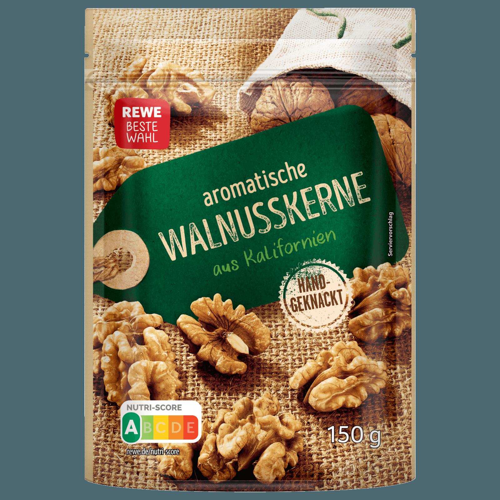 Geliebte REWE Beste Wahl aromatische Walnüsse 150g bei REWE online bestellen! &HL_98