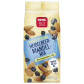 REWE Beste Wahl Heidelbeer-Mandel-Mix 150g