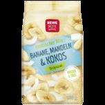 REWE Beste Wahl Kokos-Banane-Mandel Mix 150g