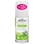Alviana Deo Roll-On Bio-Limette 50ml