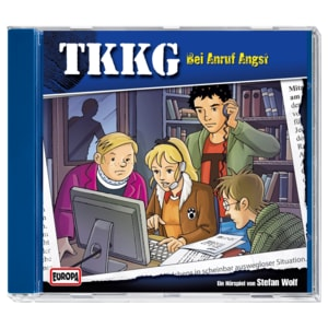 TKKG - Bei Anruf Angst CD