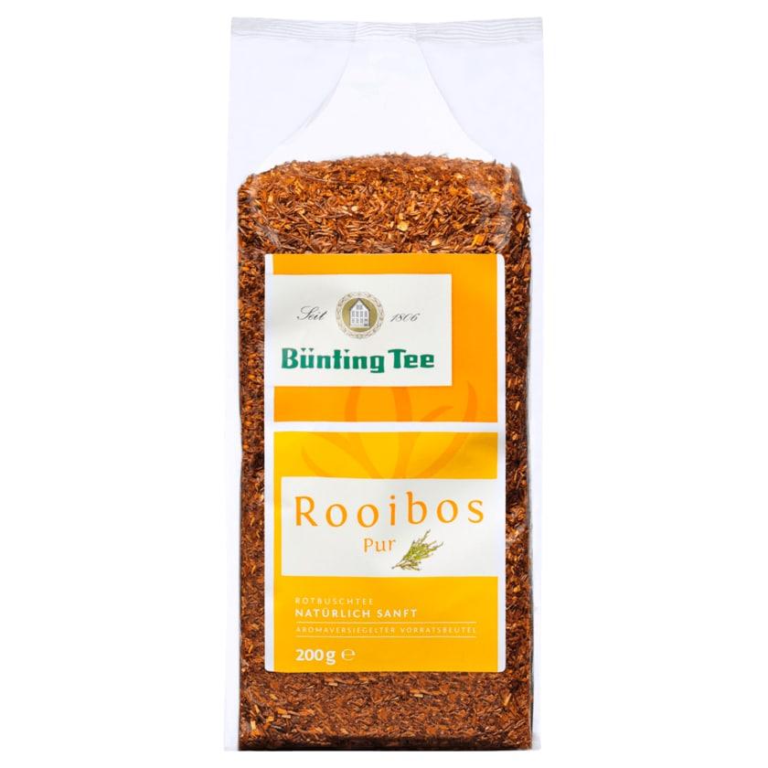 Bünting Tee Rooibos Pur 200g
