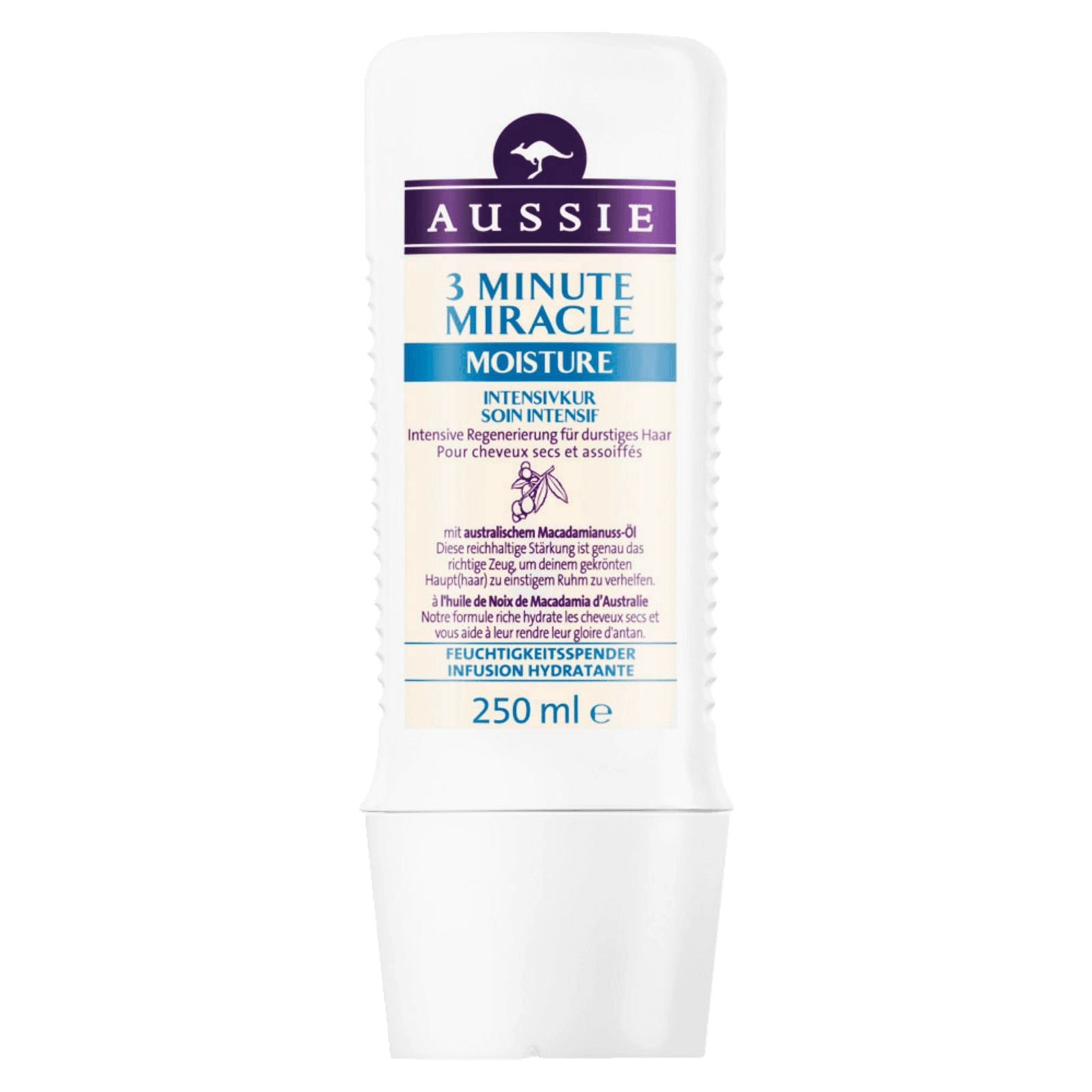 Aussie 3 Minute Miracle Moisture Intensivkur 250ml