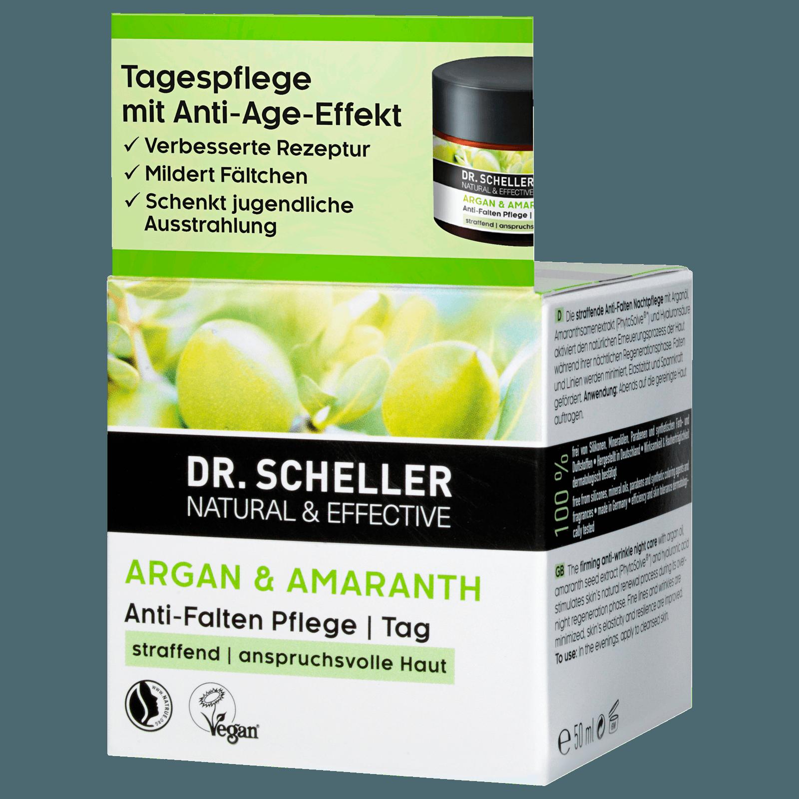 Dr. Scheller Tagescreme Arganöl 50ml