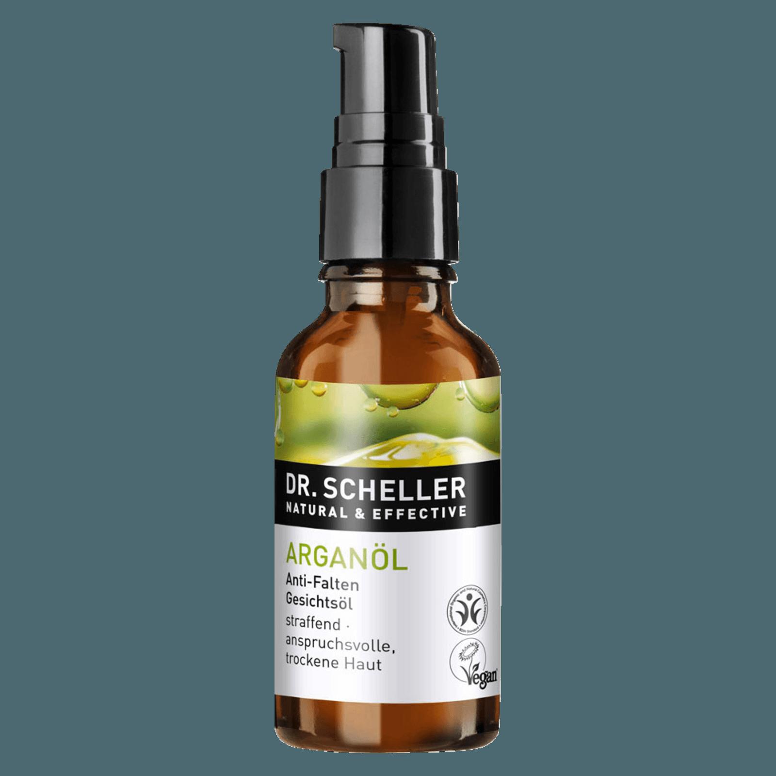 Dr. Scheller Gesichtsöl Arganöl 30ml
