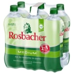 Rosbacher Mineralwasser Medium 6x0,75l