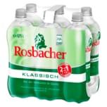 Rosbacher Mineralwasser Klassisch 6x0,75l