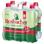 Rosbacher Mineralwasser Naturell 6x0,75l