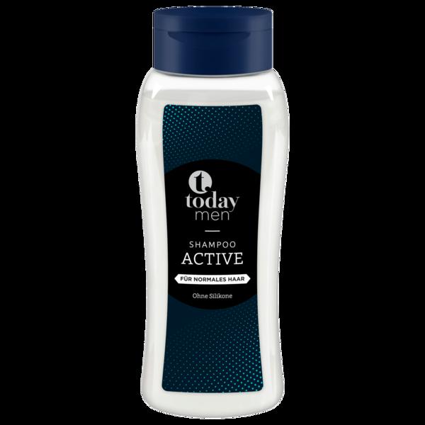 Today Men Shampoo Active 500ml
