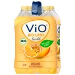 Vio Leicht Orange Mango Passionsfrucht 4x1l