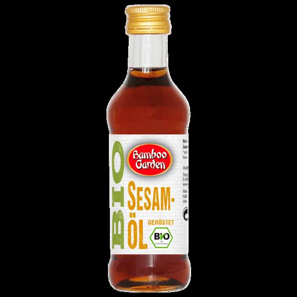 Bamboo Garden Bio Sesam-Öl geröstet 100ml