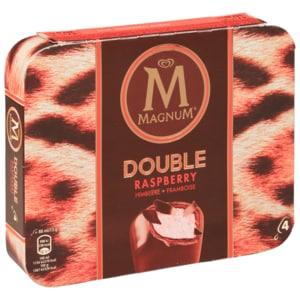 Magnum Double Himbeere Eis 4x88ml
