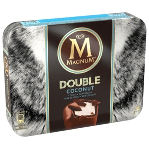 Langnese Magnum Double Coconut 4x88ml