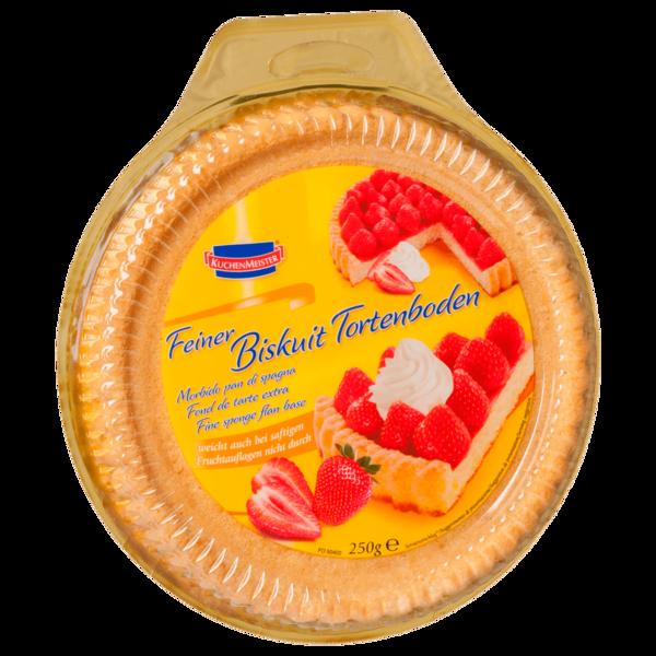Kuchenmeister Tortenboden Feiner Biskuit 250g