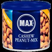 Max Cashew-Peanut Mix Honig Salz 150g